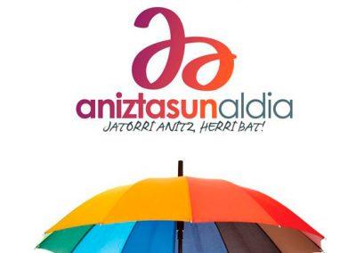 Aniztasunaldia